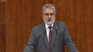 Eduardo Raboso, diputado del PP en la Asamblea de Madrid