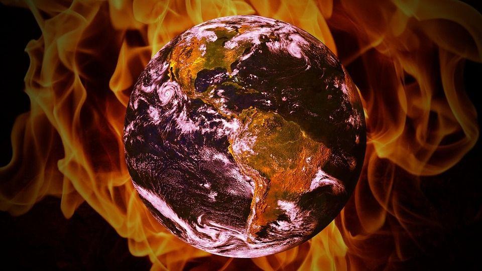 Calentamiento global