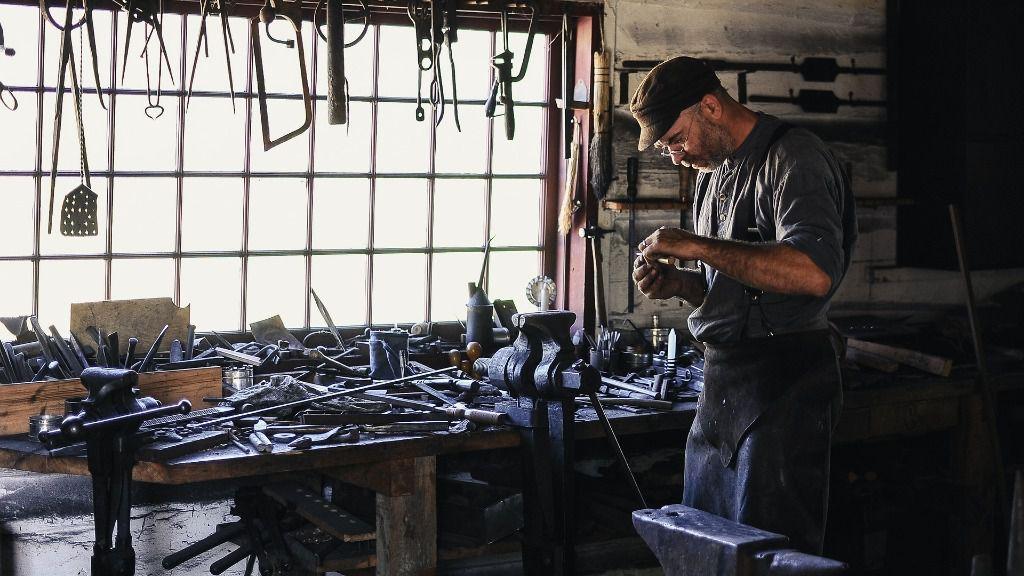 Trabajador artesano