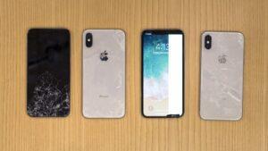 iphone x rotos