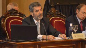 Carlos Lesmes, presidente del TS y del CGPJ.