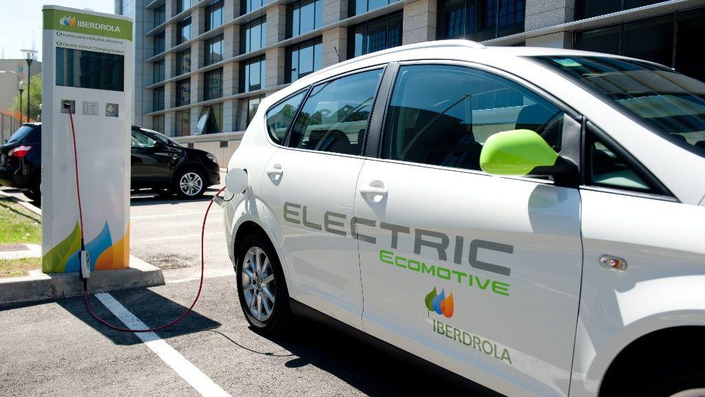 coche eléctrico Iberdrola