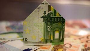 Vivienda dinero euro hipoteca