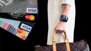 Tarjetas de crédito compras