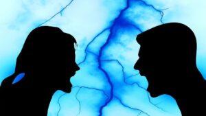 Discusión de pareja