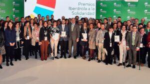 Premios Iberdrola a la Solidaridad