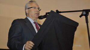 Baltasar Garzón, exjuez de la Audiencia Nacional