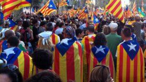 Esteladas independencia cataluna independentistas