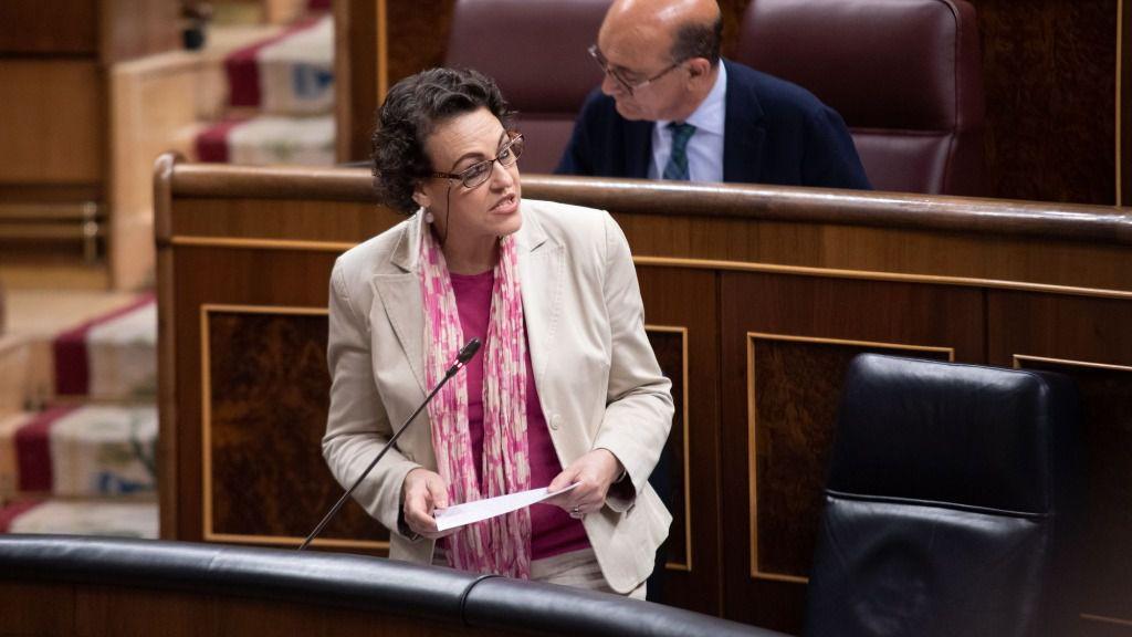 Magdalena Valerio, ministra de Trabajo