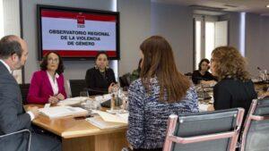 Reunión del Observatorio Regional de la Violencia de Género