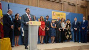 Presentación de la secretaría de Estado de Vivienda.