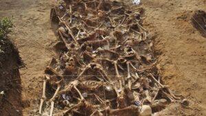 Exhumación de víctimas del franquismo
