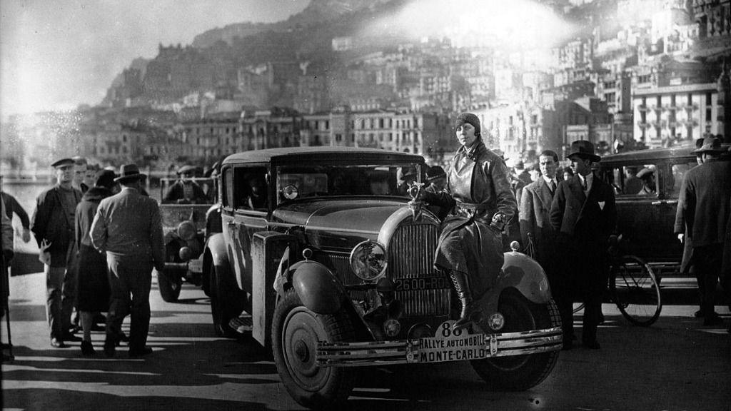 Rally de Montecarlo de 1930