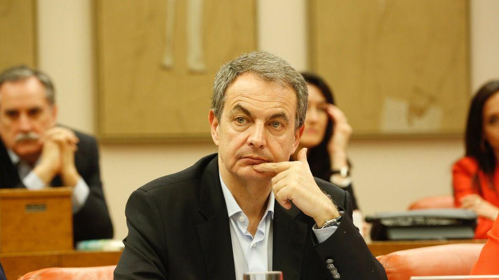 José Luis Rodríguez Zapatero, expresidente del Gobierno