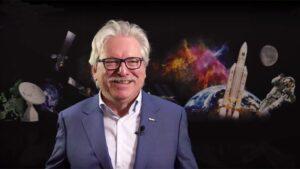 Guenther Hasinger, director de Ciencia de la Agencia Espacial Europea