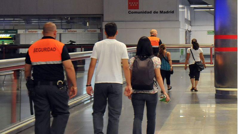 Seguridad Metro