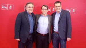 Pepu Hernández, Manuel de la Rocha y Chema Dávila