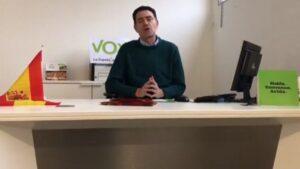 José Antonio Ortiz Cambray, antiguo líder de Vox en Lleida
