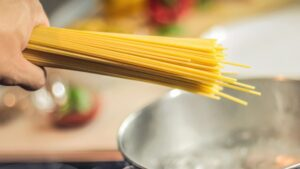 Espaguetis comida alimentacion