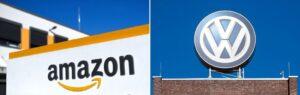La automotriz alemana Volkswagen y la empresa estadounidense Amazon están a punto de acordar una colaboración de gran alcance sobre servicios de nube de Internet con el fin de aumentar la productividad de las fábricas del gigante automovilístico germano
