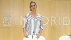 Rita Maestre informa de los acuerdos de la Junta de Gobierno