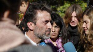 Mauricio Valiente, responsable del Plan Estratégico de Derechos Humanos del Ayuntamiento de Madrid