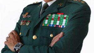 Manuel Sánchez Corbí, jefe de la Unidad Central Operativa (UCO) de la Guardia Civil