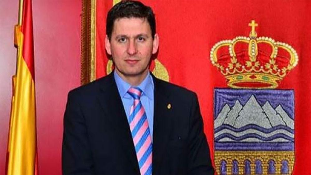 Ángel García Yuste, alcalde de Guadalix de la Sierra