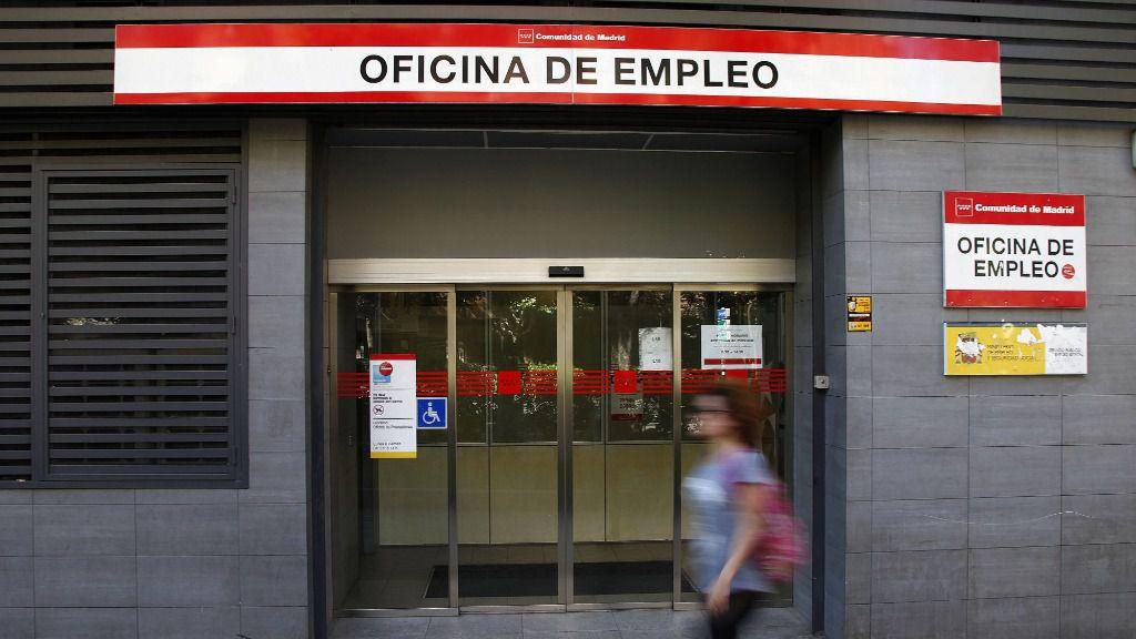 Oficina de empleo Inem paro desempleo