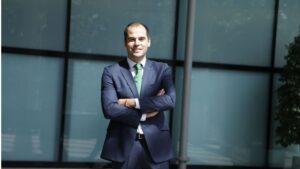 Ignacio Aguado, diputado por Cuidadanos en la Asamblea de Madrid