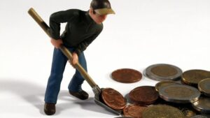 Trabajador euros