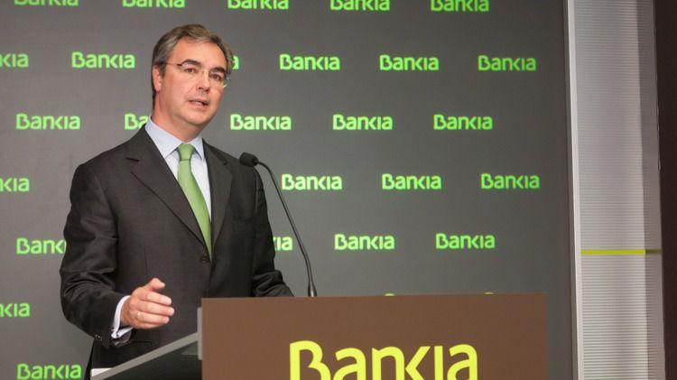 José Sevilla, consejero delegado de Bankia