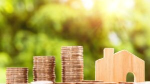 Hipoteca vivienda casa se vende se alquila dinero monedas