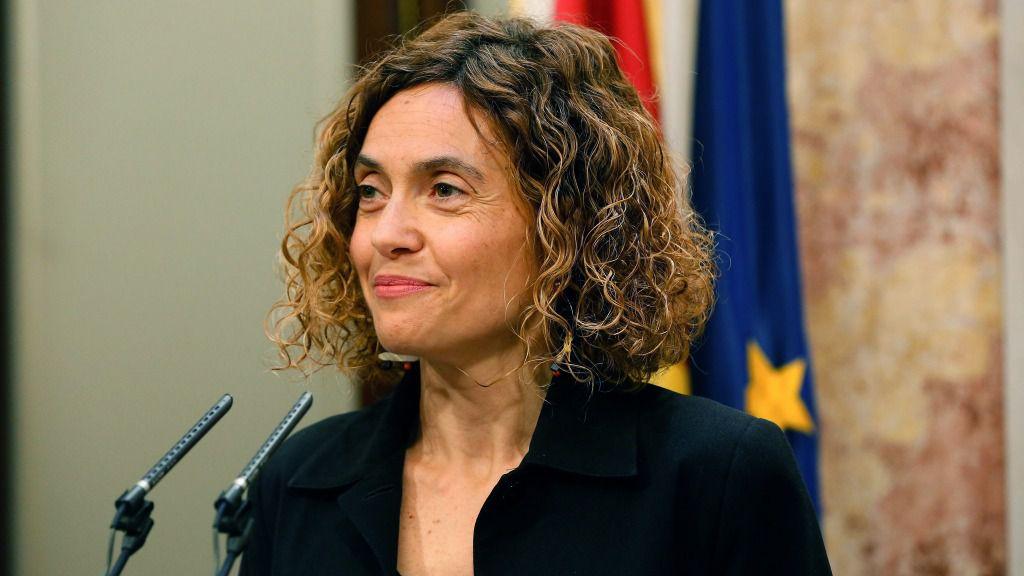 Meritxell Batet, miembro del Partido de los Socialistas de Cataluna (PSC)