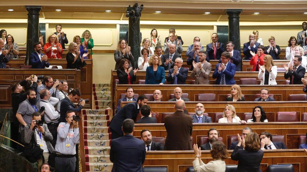 Congreso de los Diputados, PSOE