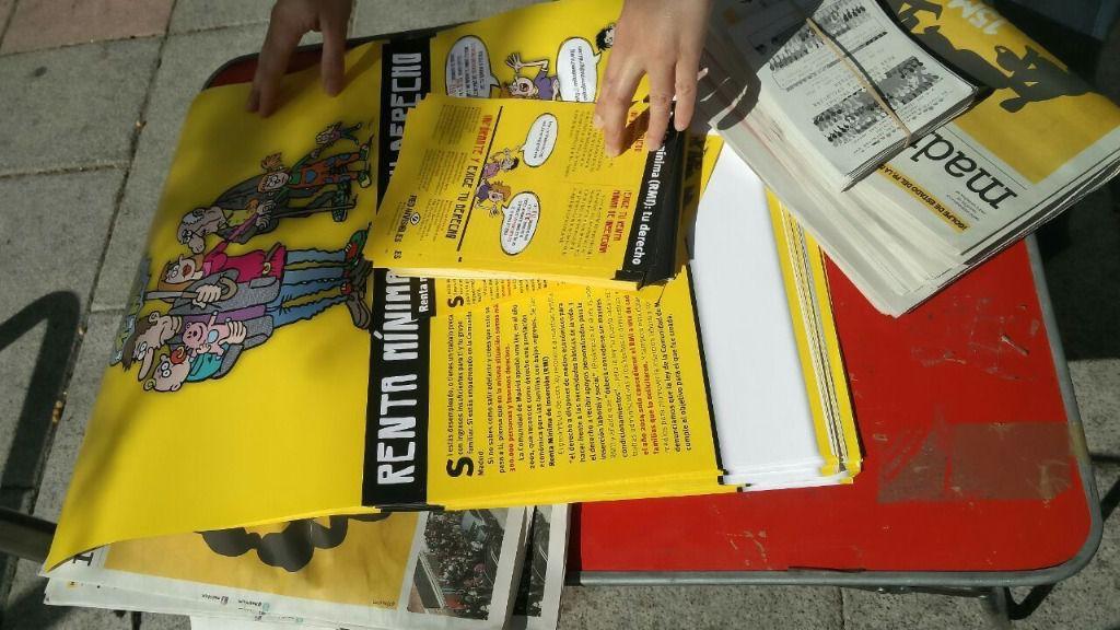 RMI Tu Derecho se ha movilizado desde hace más de dos años, en los medios de comunicación, en la calle y ante la Asamblea de Madrid