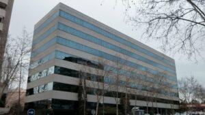 Oficinas centrales de Ferrovial en Madrid