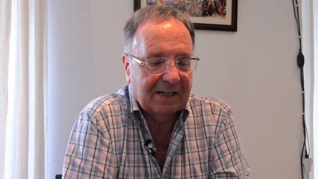 Miguel Bernad , secretario general de Manos Limpias