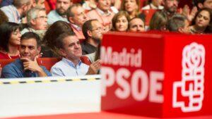 PSOE Madrid Pedro Sánchez