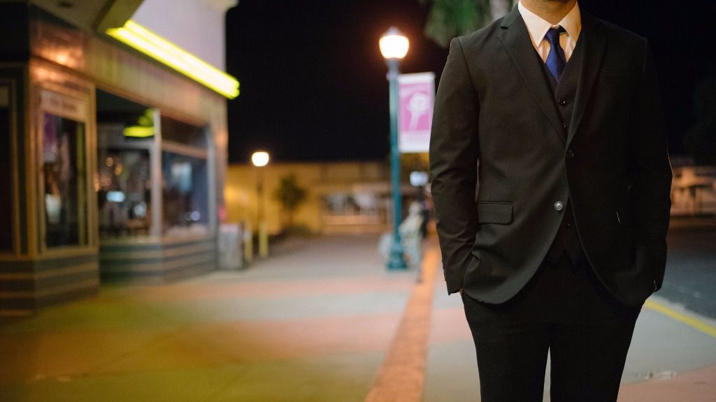 hombre negocios empresario ejecutivo