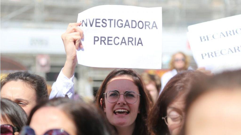 Movilización de profesionales de las Fundaciones de Investigación Biomédicas de la Comunidad de Madrid