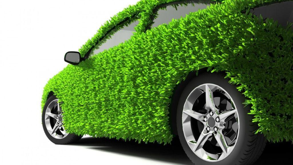 Coche ecología medio ambiente