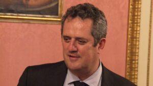 Joaquim Forn, consejero de Interior de la Generalitat de Cataluña