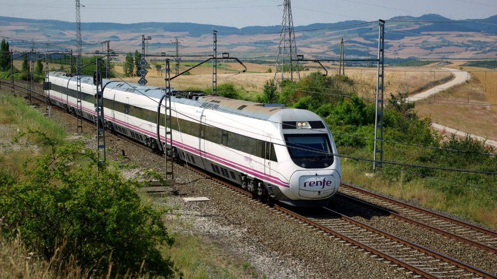 Tren de Alvia
