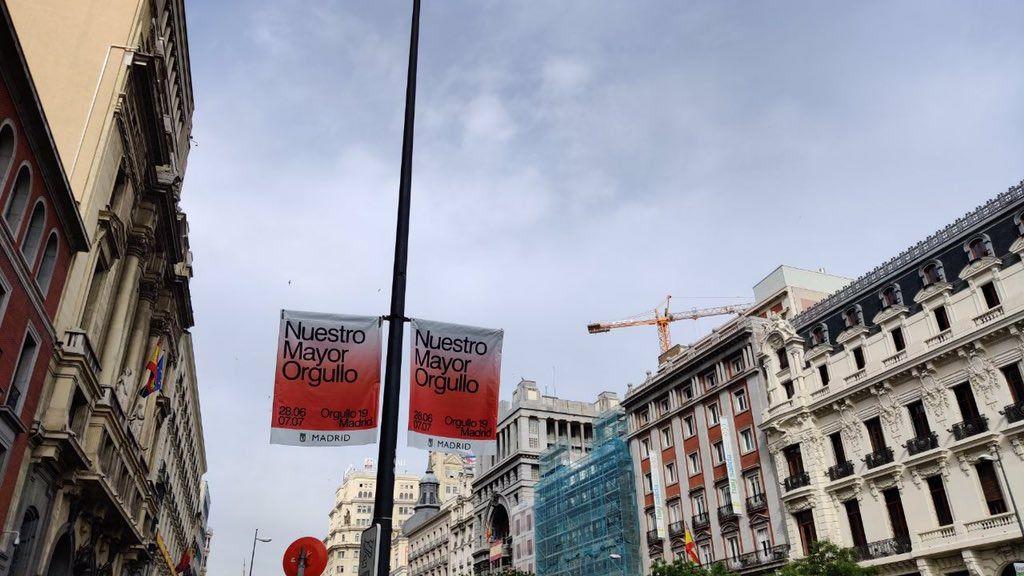 Mas Madrid acusa al nuevo gobierno municipal de censurar la campaña que dejó preparada (Foto Mas Madrid)