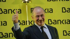 Rodrigo Rato, expresidente de Bankia