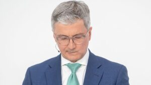Rupert Stadler, exjefe de Audi en Ingolstadt