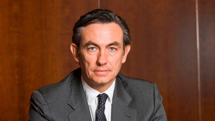 Álvaro Aresti, presidente del Distrito Castellana Norte