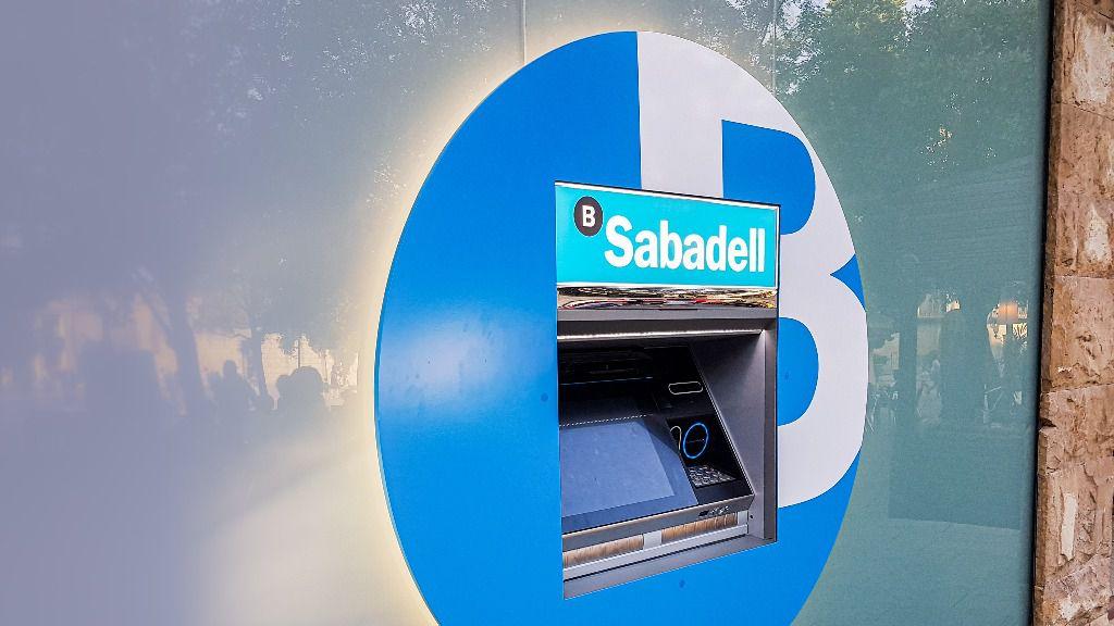 Cajero Banco Sabadell