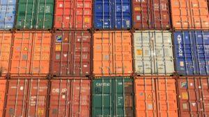 Puerto de mercancías estiba estibadores